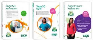 Sage 50 Accounts - Cloud Hosted Sage Accounts Box Shots
