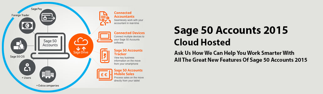 Sage 50 Accounts 2015 Sage Drive Cloud 50